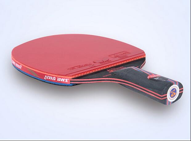 ФОТО Quality Stiga table tennis racket pat Hybrid Wood 9.8 table tennis blade Double inverted rubber PINGPONG paddle