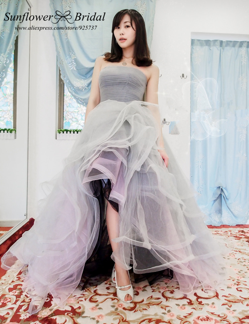 Online Get Cheap Silver Wedding Dresses -Aliexpress.com ...