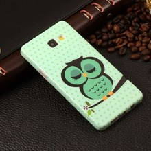 A510 Fashion Funny Cartoon Phone Case TPU Silicone Cover For Samsung Galaxy A5 2016 A5100 A510F Skin Back Case Mobile Phone Bags