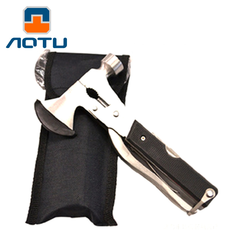 NEW 2019 Outdoor tools multi-functional hammer ax portable life saving an axe