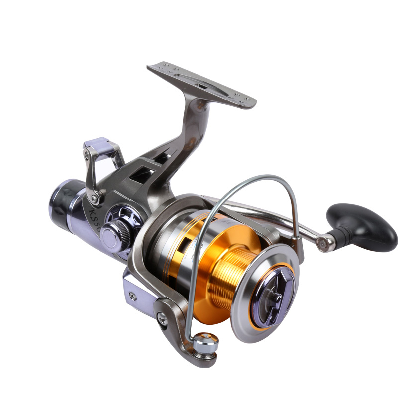 Mmlong Saltwater Trolling Fishing Reels Spinning Reel KS5000-KS6000 Right Left Hand Interchangeable Bait casting Wheel Tackle new 12bb left right handle drum saltwater fishing reel baitcasting saltwater sea fishing reels bait casting cast drum wheel