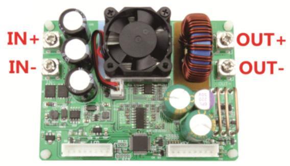 DPS5020 DC 50V 20A  Einstellbares Netzteil Step-down Regulated Bluetooth Modul