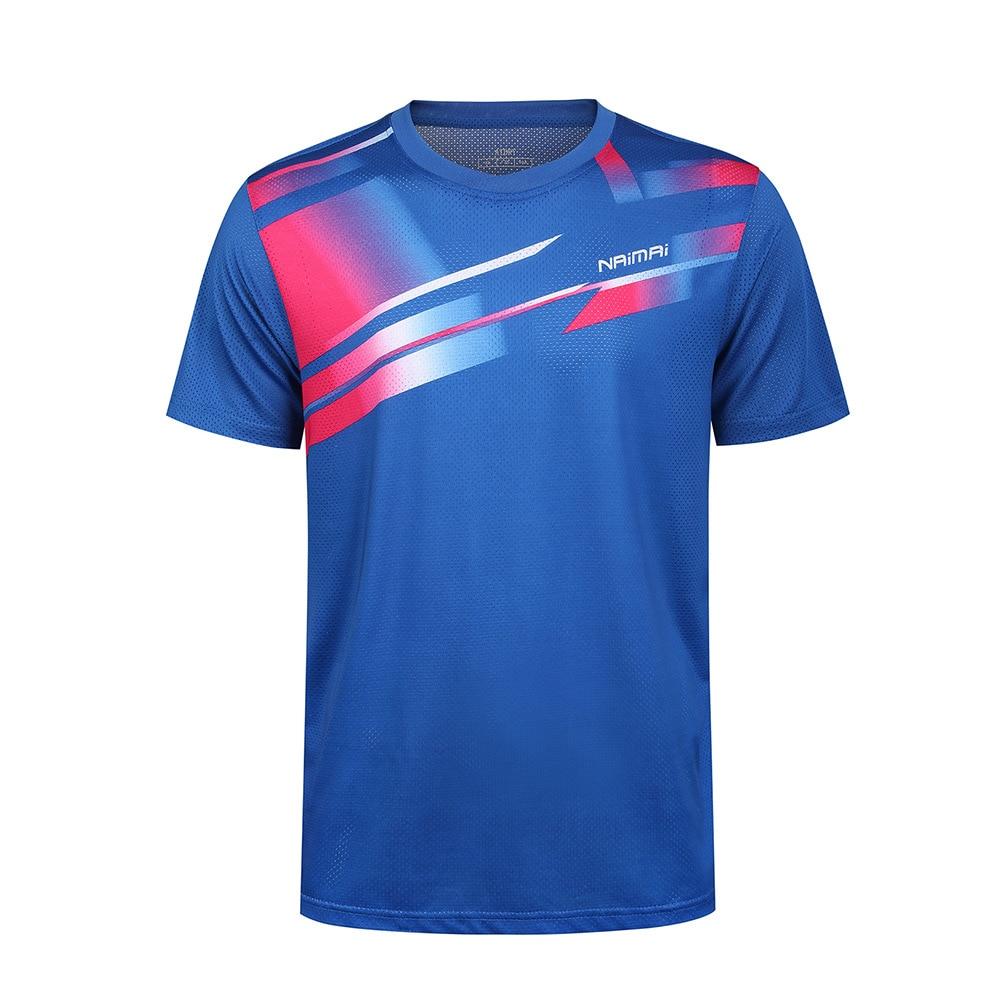 Free Printing Badminton shirt Men/Women , sports badminton t-shirt, Table Tennis shirts , Tennis wear dry-cool shirt 5061