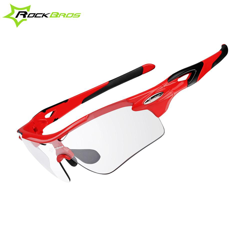 US $22.99 30% OFF|Rockbros okulary sportowe okulary kobiety mężczyźni fotochromowe spolaryzowane okulary rowerowe UV400 okulary rowerowe