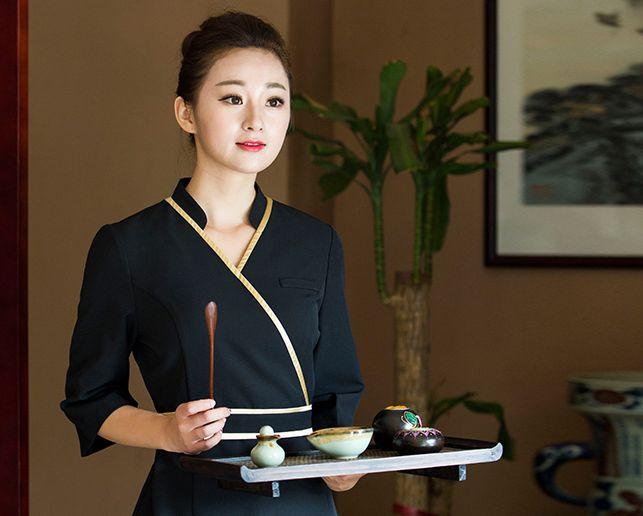 2017 new japanese korea style spa health club beauty salon for Spa uniform china