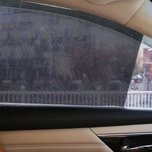 1Pair car window film parasole auto sun protection sunshade side tinted glass tende sole finestrino tinting