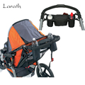 LARATH Free Shipping Universal Cup bag Baby Stroller Organizer Baby Carriage Pram Baby Cup Holder Stroller Accessories Bag B1006