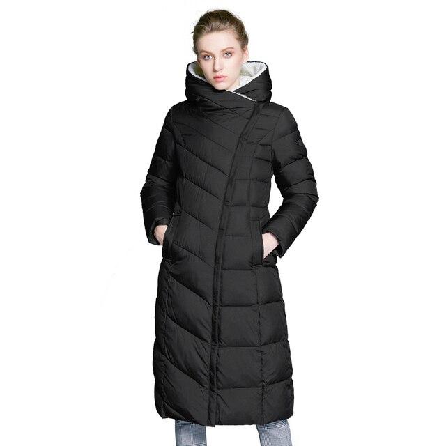 Длинная куртка ICEbear 17G661-1D