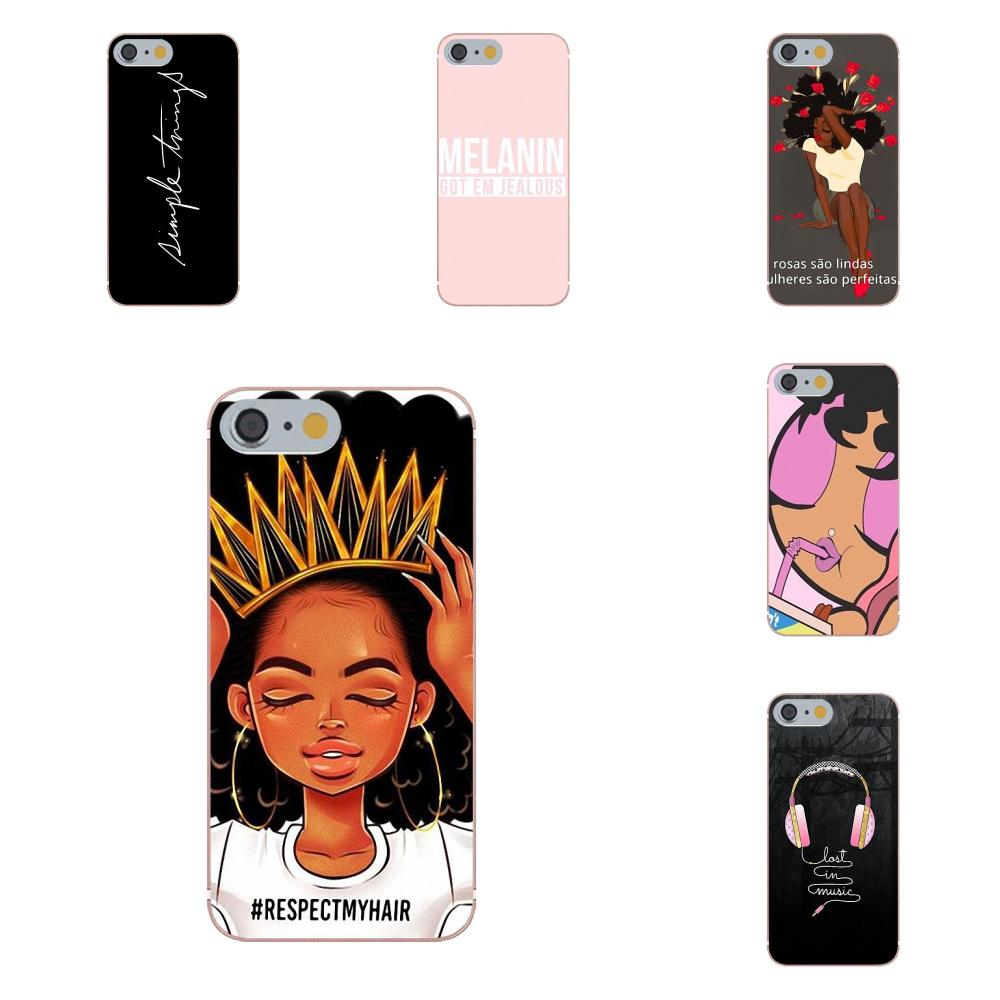 Clothing, Shoes & Accessories Tpwxnx Melanin Poppin Aba Tpu Cell Case For Sony Xperia Z Z1 Z2 Z3 Z4 Z5 Compact Mini Premium M2 M4 M5 T3 E3 E5 Xa Providing Amenities For The People; Making Life Easier For The Population