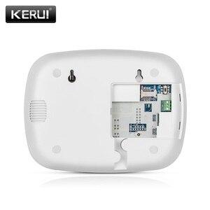 Image 5 - KERUI LCD Sensore PIR GSM Composizione Automatica Casa Casa Ufficio Antifurto Sistema di Allarme Antintrusione Supporto 2G segnale Android e IOS APP di controllo