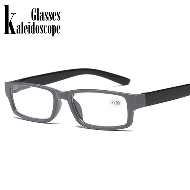 Women Men Reading Glasses Ultra-Light TR90 Resin HD Anti-fatigue Presbyopia Eyeglasses Degree +1.0 1.5 2.0 2.5 3.0 3.5