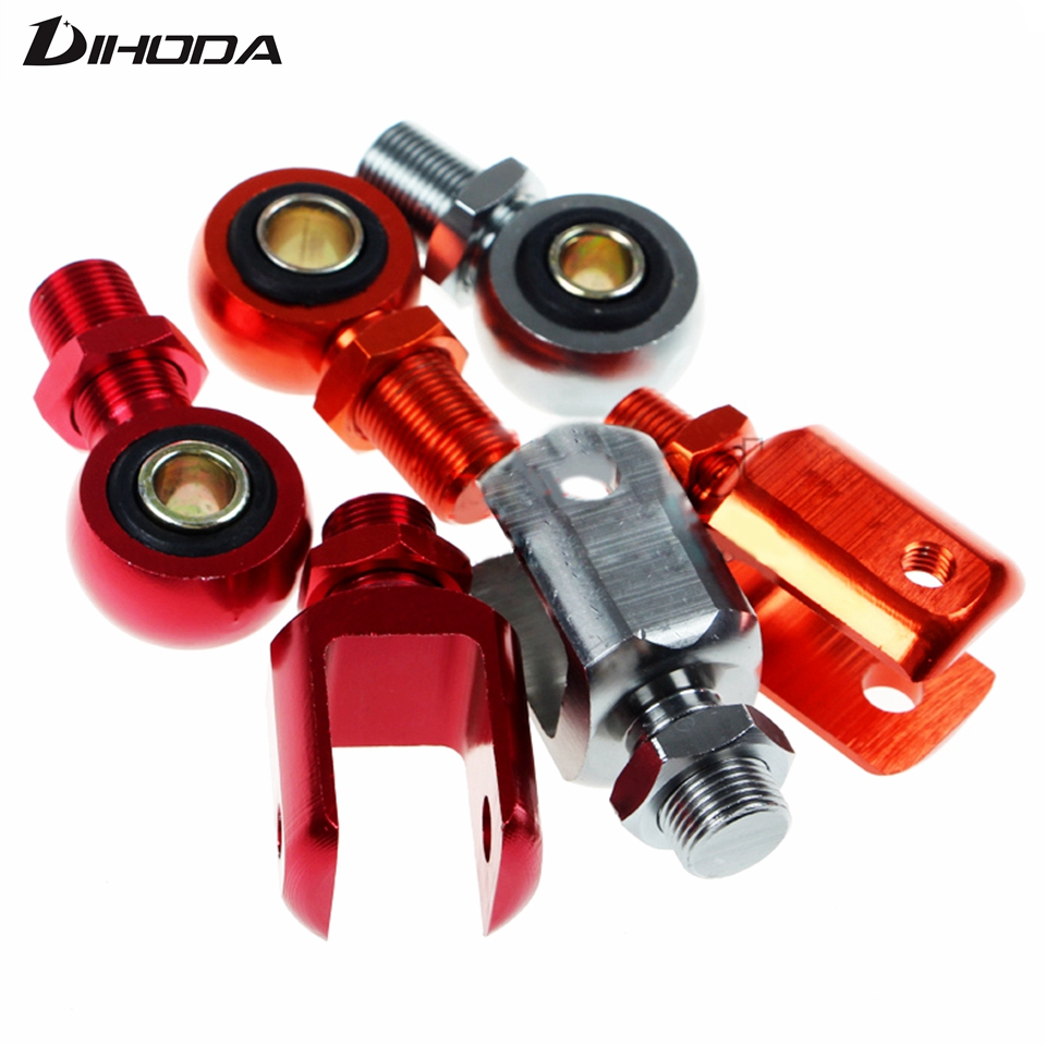 Universal U fork end O round end motorcycle force jog shock absorber adapter Suitable for most motorcycle shock absorber ...
