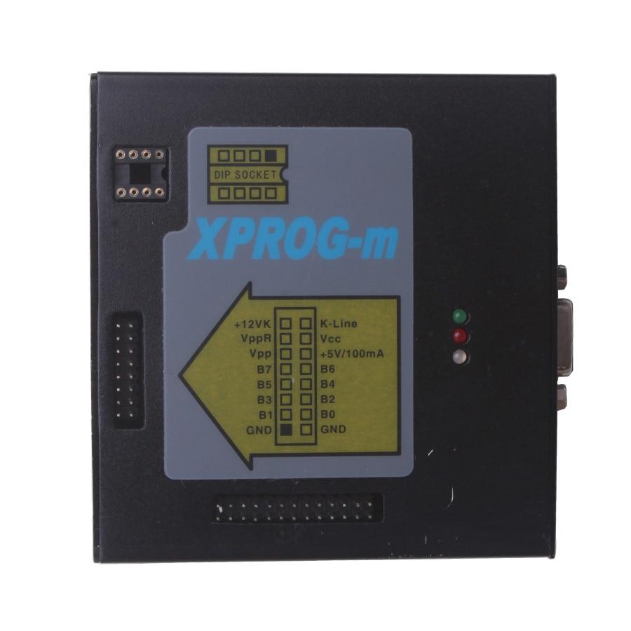 Prix pour Livraison Gratuite XPROG M V5.3 Plus XPROG ECU Programmeur Outil Unité Principale À Vendre Sans Adaptateurs