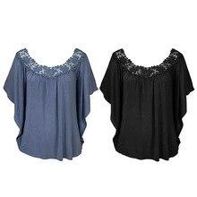 03bd3aff8718 Compra bat sleeve lace top y disfruta del envío gratuito en ...