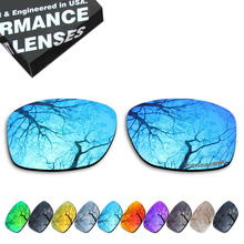 ToughAsNails Resist Seawater Corrosion Polarized Replacement Lenses for OakleyJupiter Squared Sunglasses - Multiple Options