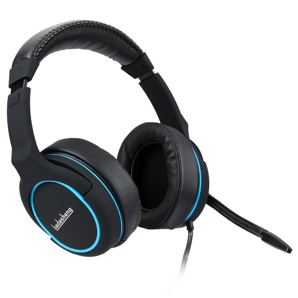 Virtual 7.1 Gaming Headset for PC , PS4 ,Smartphone , Tablet ,Mac & XBox One Virtual 7.1 wired noise cancelling headphone