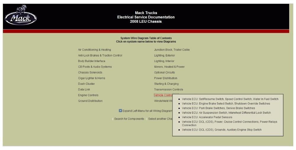 mack trucks electrical service documentation 2007 in code readers rh aliexpress com