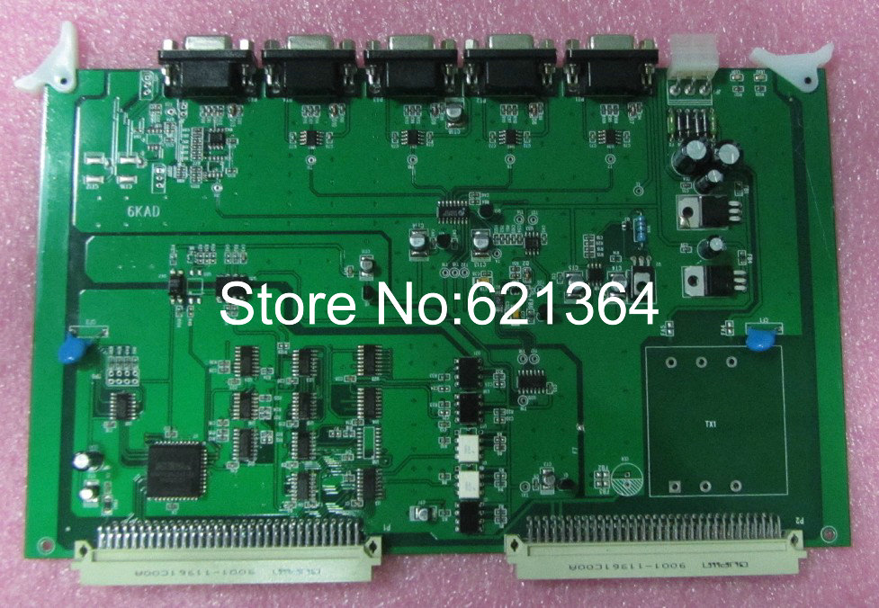 Techmation 6KAD  Motherboard  for industrial use new and original  100% tested okTechmation 6KAD  Motherboard  for industrial use new and original  100% tested ok
