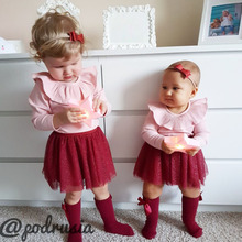 Spring Autumn Baby Girl Onesies