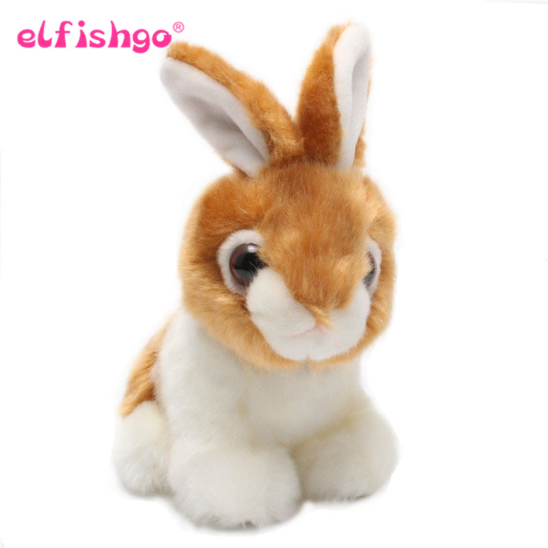 Detail Feedback Questions About Lifelike Rabbit Stuffed Animal Cute