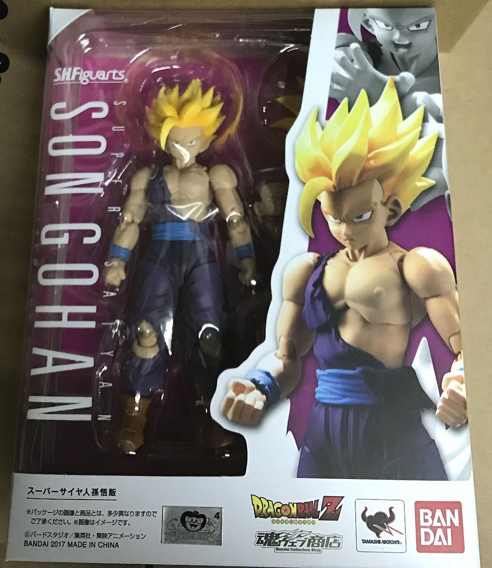DRAGON BALL Z Nappa S.H Figuarts Action Figure Tamashii Exclusive Bandai
