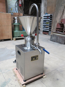 Image 2 - Peanut Butter Machine Paste Jam Colloid Mill Chocolate Tomato Sesame Grinder for Food/Chemical/Pharmaceutical/Daily Chemical