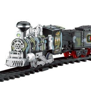 Electric Dynamic Steam RC Trac