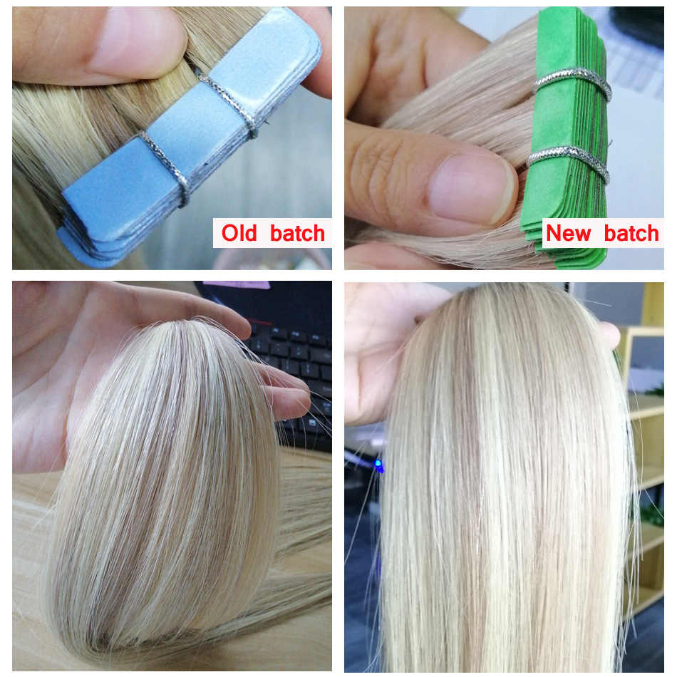 Tape in extensions for short hair