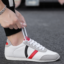 2018 New Casual Shoes Mens Version of The Korean Fashion Canvas Breathable Board Men Size 39-44 Hh5