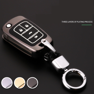 Image 4 - Luminous Leather Car Key Case Cover For OPEL Insignia VAUXHALL Astra J Mokka For Buick For Chevrolet Cruze Aveo Spark TRAX Volt