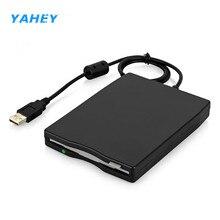 USB 2.0 External Floppy Disk Drive 3.5″ Portable Floppy cd Emulators 1.44MB FDD for Laptop PC Windows 7/8, XP Vista Mac korg