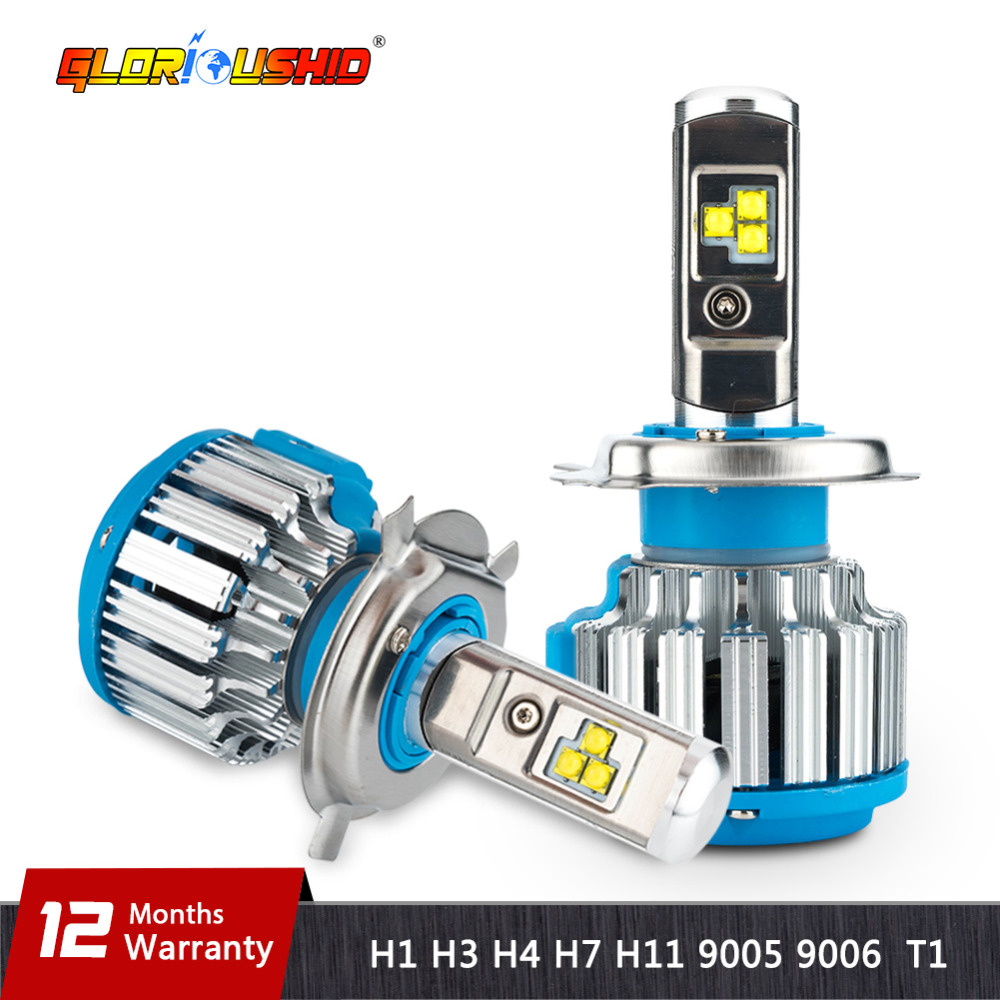 H7 LED H4 H1 H3 H11 H8 H9 9005 9006 HB4 70W 7000lm Car Headlights Front Fog Light Bulb Automobiles Headlamp 6000K Car Lighting акваобувь happy baby 26 р голубой 50505 26