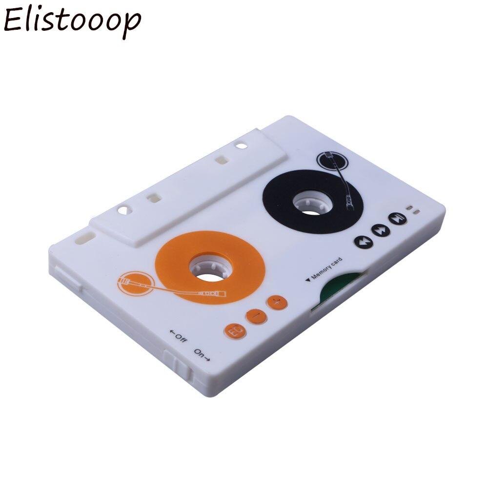 Unterhaltungselektronik Erfinderisch Tragbare Vintage Auto Kassette Sd Mmc Mp3 Band Player Adapter Kit Mit Fernbedienung Stereo Audio Kassette Player Cy942 Neueste Mode