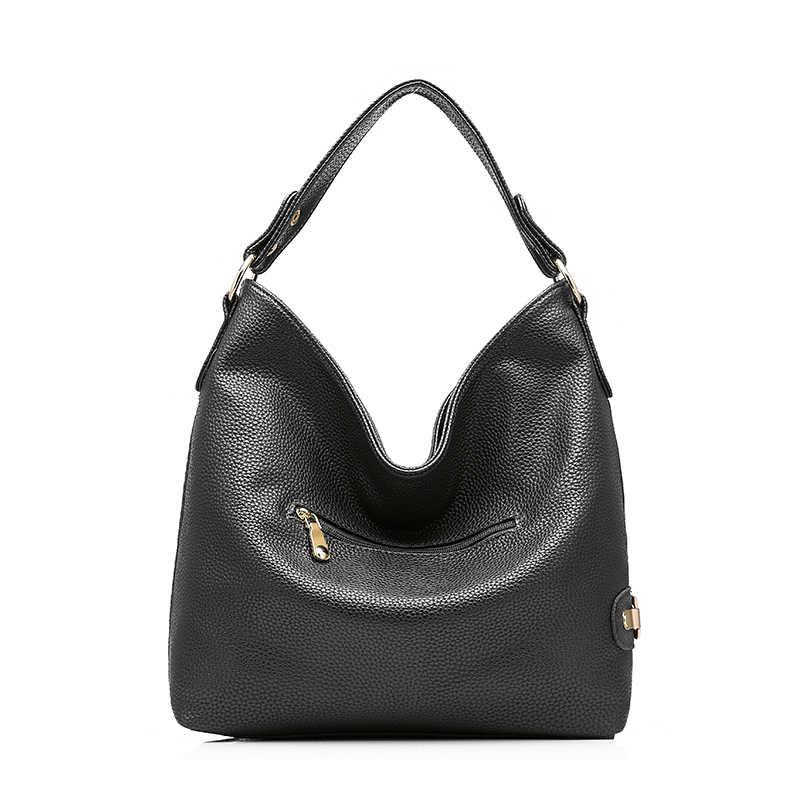 Mulheres saco grande sacola de couro nobuk feminino bolsa de ombro crossbody sacos para as mulheres 2019 marca designer handbag hobos
