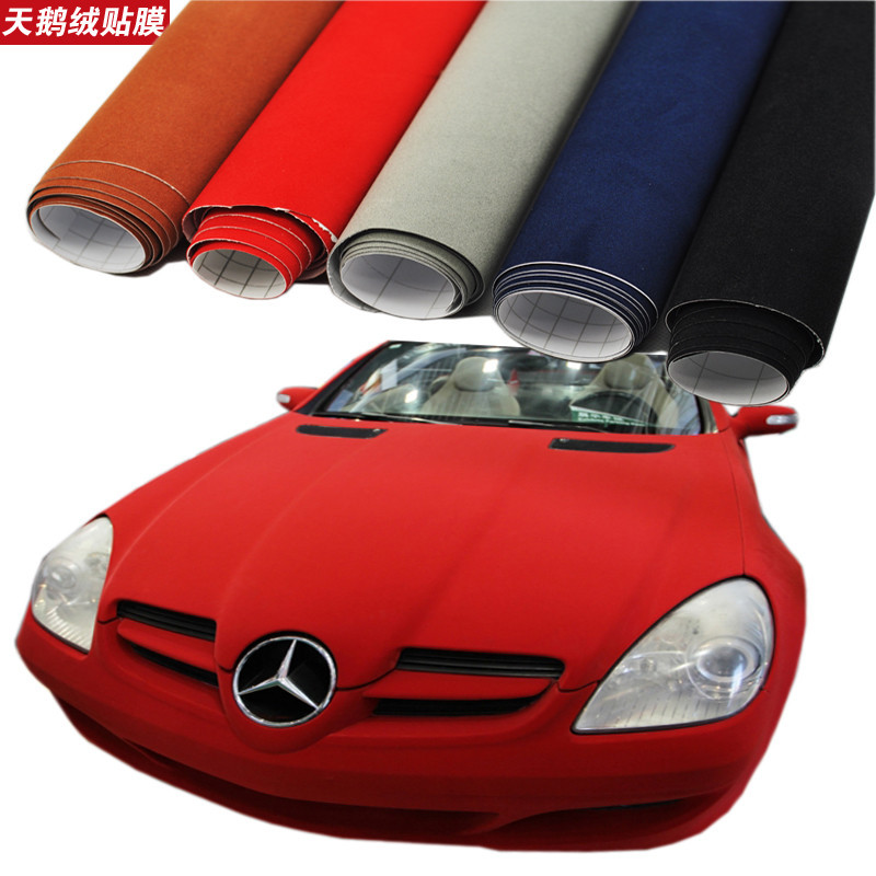 Color Changing Cars: 8 Colors Car Sticker For Changing Cars Body New Fashion 1