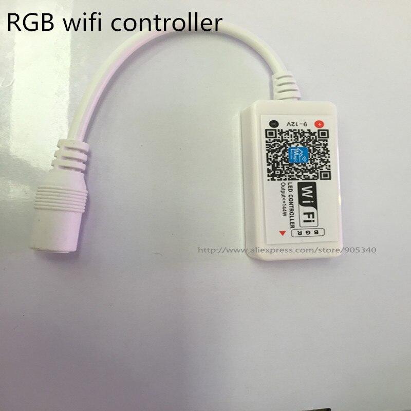 MINI Wifi LED RGB kontroler za RGB / RGBW wifi kontroler rgb led - Različiti rasvjetni pribor - Foto 3