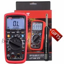 UNI-T UT139C UT139B UT139C Digital Multimeter Auto Range True RMS Meter Handheld Tester 6000 Count Temperature +original box