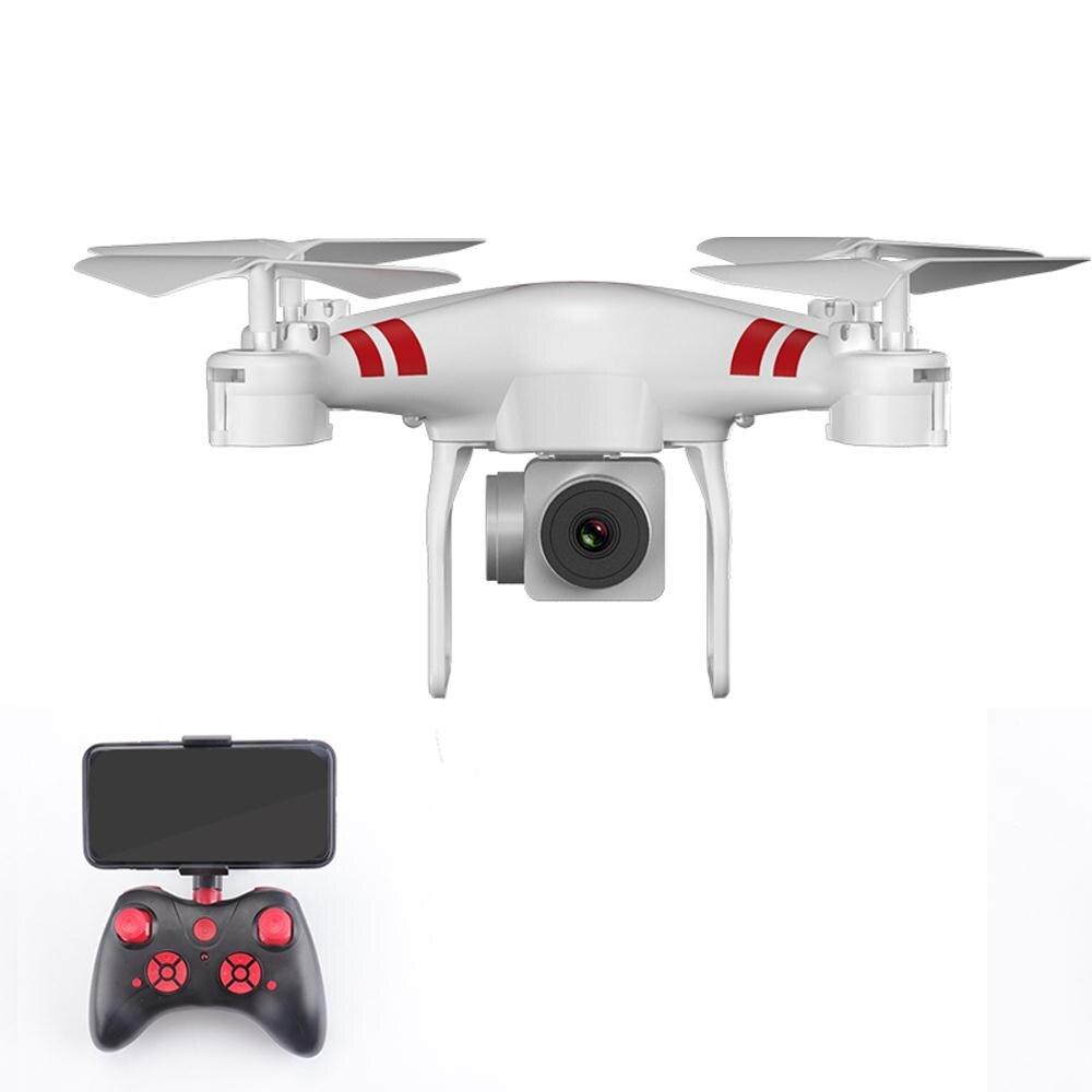 2.4G 4CH 6 axes HD 720 P quadrirotor cadeau extérieur 2.4G 4CH 6 axes HD 720 P Drone Cool Stable cardan FPV