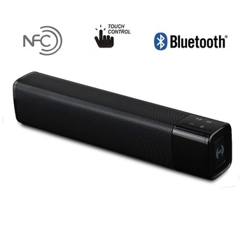 Bluetooth V4.1 Speaker Touch Control 20W 4400mAh Speaker Devpat Audio NFC Super Deep Bass Speaker Support micro SD Card Aux