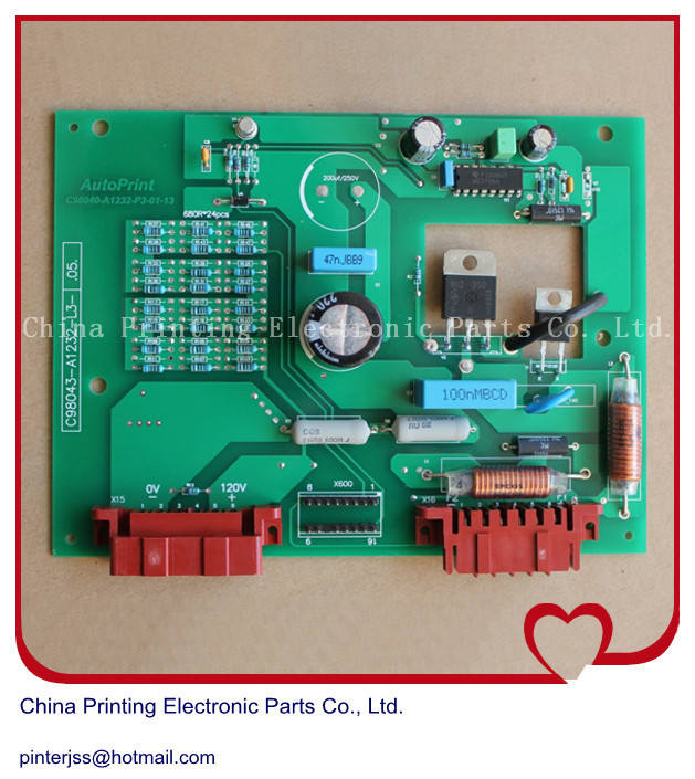 MO/SM74 compatible machine SVT excitation circuit board MO74_Field C98043-A1232-P3 free shipping