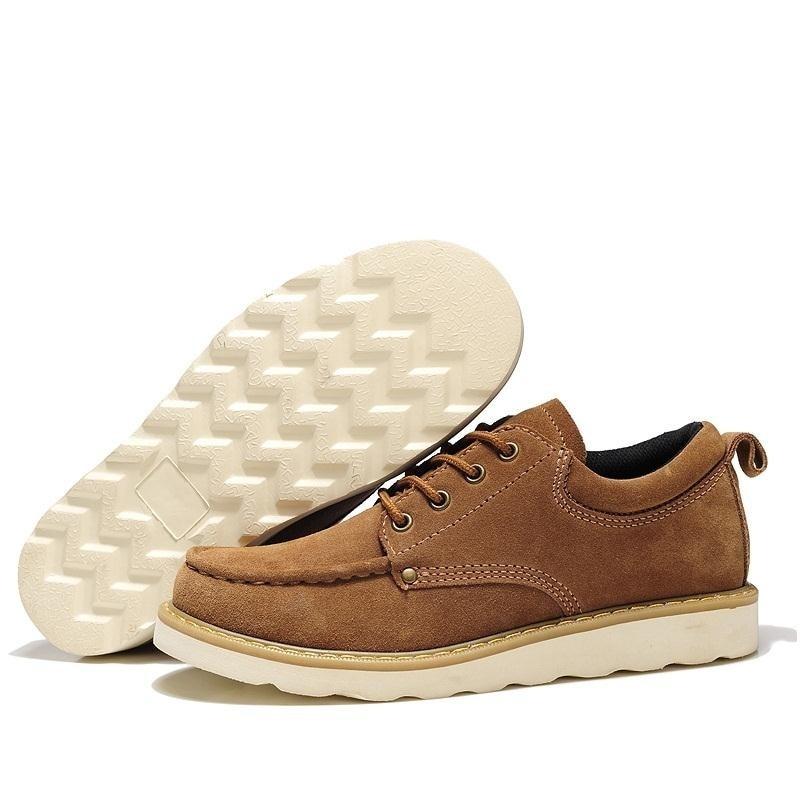 color Transpirables caqui Suede Británicos Lace Cuero Moda Picture Antideslizante Zapatos 46 as Caqui Like Negro Casual Hombres Del verde Grandes 38 Tamaño Oscuro Oxford B003 gris W0qg8BB