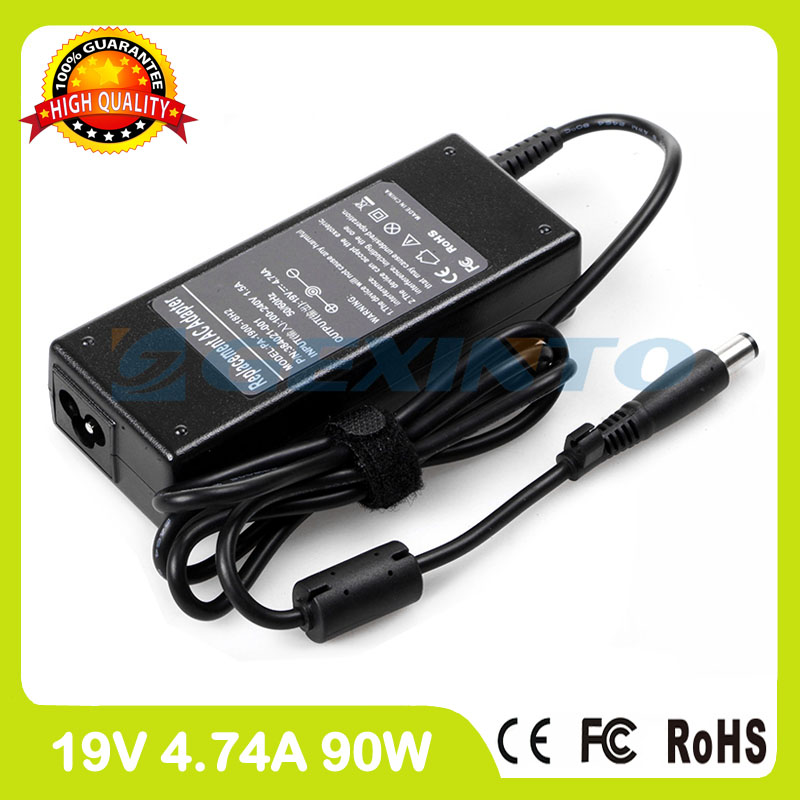 19V 4.74A 90W Adapter 463995-001 PA-1900-18H2 Laptop Charger For HP Compaq Business Notebook NX7300 NX7400 NX8400 NX8410 NX8420
