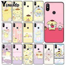 Yinuoda Sanrio pompompurin lovely cartoon girl Phone Case ffor Xiaomi Mi 6 Mix2 Mix2S Note3 8 8SE Redmi 5 5Plus Note4 4X Note5