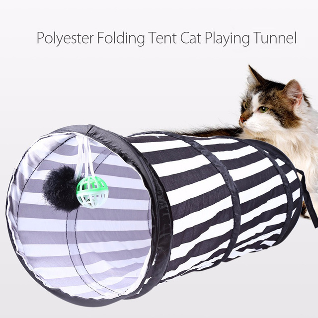Durable Tent Playing Tunnel for Cat Magic Box Pet Play Tents Toys Folding Design Polyester Material  sc 1 st  AliExpress.com & Durable Tent Playing Tunnel for Cat Magic Box Pet Play Tents Toys ...