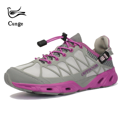 cunge new unisex Breathable Hiking Shoes Outdoor sneakers for men Women wading  Hiking shoes Sandals Trekking mesh Water Sandals Islamabad