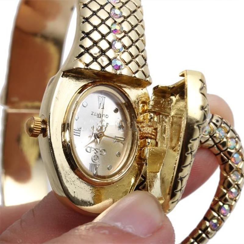 2017 GLE & VDO Moda Lüks Kadınlar Saatler Bilezik Izle Bayanlar - Kadın Saatler - Fotoğraf 5
