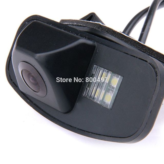 Hot Selling Car Rear View Reverse Camera Parking Assistance Camera  Waterproof IP67 for Honda Fit Jazz Odyssey CRV Elysion