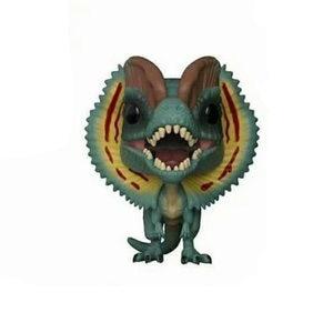 Image 3 - Funko POP  Jurassic World & Dinosaur Velociraptor Action Figure Boy Toys for Children Birthday Gift