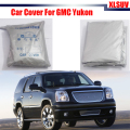 Outdoor Car Cover Automotive Anti UV Sun Rain Snow Resistant Protector Dust Proof Cover For GMC Yukon All Weather Suitable !