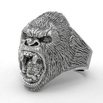 Bague gorille